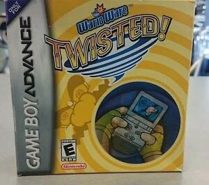 GBA - Wario Ware Twisted! - Complete In Box