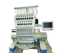 Machine à broder Happy HCD2 1501 - Embroidery Machine
