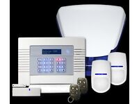 Alarm and CCTV supplied and installed from £50