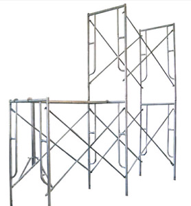 we have scaffolding rental unit $12.99 for week