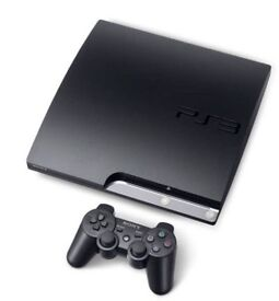 PLAYSTATION 3 - PS3, 120GB SLIM VERSION WITH CONTROLLER
