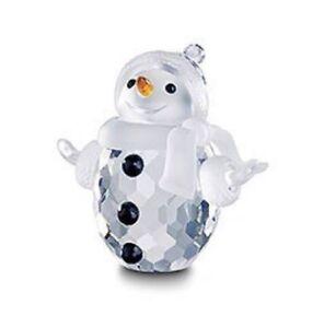 Swarovski Papa Snowman. RETIRED.