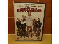 KNUCKLEHEAD DVD Region 2 VGC