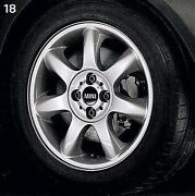16 Mini Cooper OEM Wheels