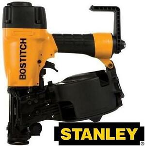 NEW STANLEY BOSTITCH CAP NAILER - 114652153 - Power Tools › Nailers  Staplers › Air-Powered Nailers