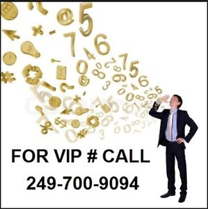 416 / 905 / 647 RARE TO FIND EASY MEMORABLE VIP PHONE NUMBERS