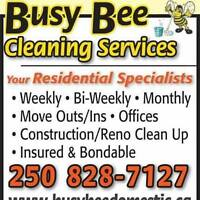 ~~~Part Time Cleaner Required~~~