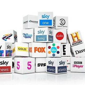 Fully loaded sky boxes