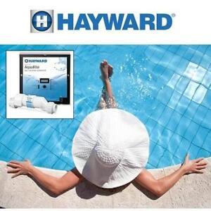 NEW HAYWARD POOL CHLORINATOR BOX AQR15 200329912 AQUARITE ELECTRONIC SALT CONTROL BOX