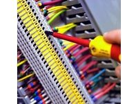 Qualified and Experienced Electrician! All London 07540 792 959 LOW RATES-NO VAT OR HIDDEN CHARGES