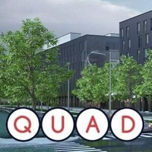 Will pay $500 finders fee for lease at The Quad, January 2019