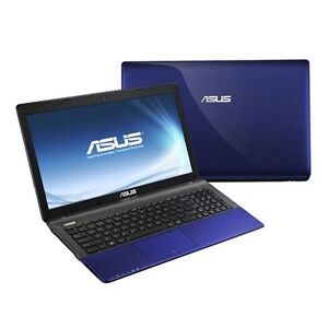 "Blue 14"" ASUS  with Intel i3 2.4ghz 4gb 500gb HDMI"