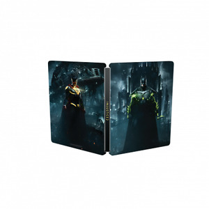 Injustice 2 Ultimate Edition Steelbook ONLY