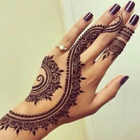 Professional Designer (henna) / Mehndi tattoo artist
