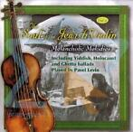 CD The Soul of the Jewish Violin, Instrumentale verzamel ...