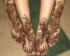Henna Designs /bridal henna,Henna Party(chamicals Free) Stratford Kitchener Area image 9