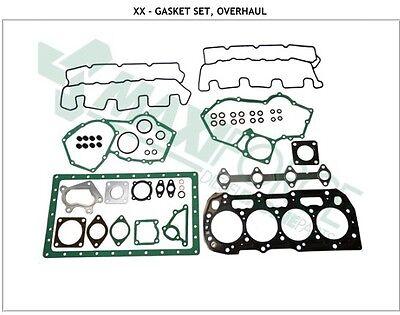 Gasket Set Overhaulcaterpillar C2.2t3024t247b 257b Cat216b 242b Skidsteer