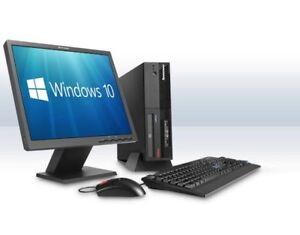 Grande Spécial--  Ordinateur Desktop + écran  99$