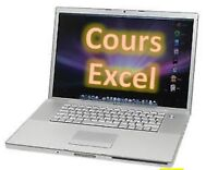 Trainings axed on the exercises with Excel (30$)
