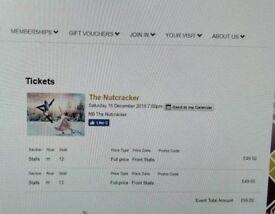 The Nutcracker - 2 x Front Stalls Tickets - Leeds Grand Theatre