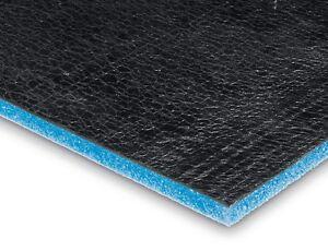 Tappetino materassino 3 mm 60mq sottopavimento laminato - Tappetino per parquet flottante ...
