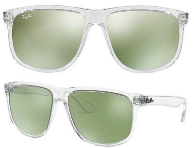Ray-Ban Herren Sonnenbrillen RB4147 6325/30 60mm verspiegelt transparent F A5 H