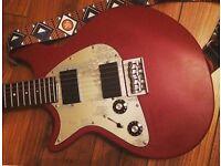 Lâg JM100 Left Handed guitar