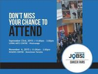 Mississauga TorontoJobs.ca CAREER/JOB FAIR – SEPTEMBER 23rd