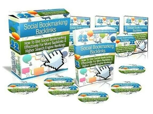 Social Bookmarking Backlink Video Course (Digital Download) Master Resell Rights