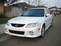 2003 Mazda Protege 5 Hatchback Very Low Kms! Remote Starter