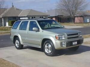 1998 Infiniti QX4 SUV, Crossover NEED TO SELL$$$$