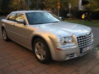 LEFT HAND UK REGISTERED CHRYSLER 300CC HEMI 5.7 FOR SALE OR EXCHANGE