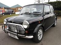 Austin MINI 30 YEARS SPECIAL EDITION FSH CLASSIC CAR, Petrol, 1989 G Reg Manual