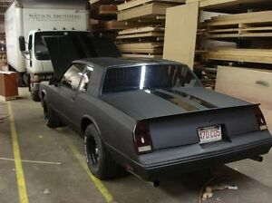 1987 monte carlo ss t-top roof