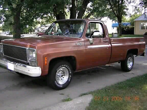 Wanted chev or gm truck!!