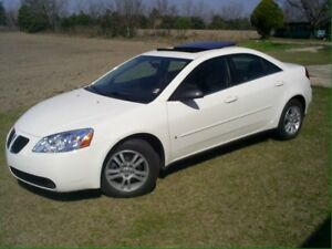 Pontiac G6 low kms needs nothing for sale or trade