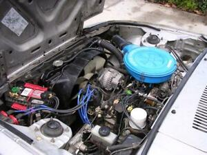 Mazda RX-7 12A Rotary Engines