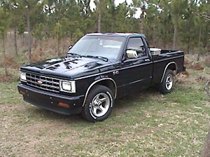 Wanted! Early 80's S10 transmission.