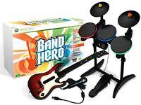 Xbox band hero