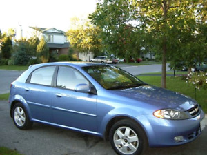 2006 Chevrolet Optra Parts/Mechanic Special