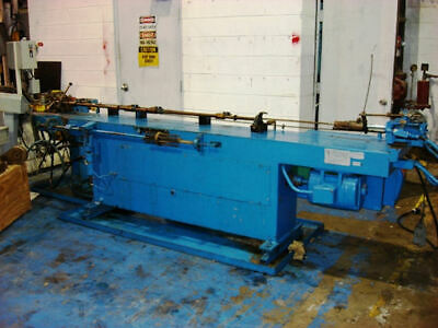 34 Pines Horizontal Tube Bender Capacity Round  Schedule 80 Square Tubing