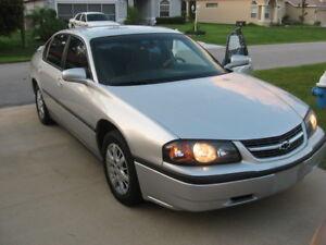 SOLD___2003 Chevrolet Impala-
