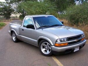S10, Reg. Cab, 2.2, 5 Speed