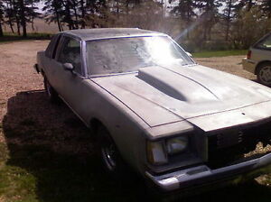 78 Buick Regal T-Type