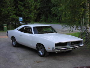 1968 1969 1970 Dodge Charger