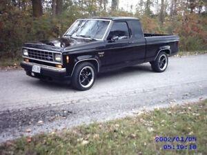 1986 Ford Ranger Pickup Truck