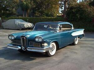 Wanted : 52-64 Ford, Mercury, Edsel