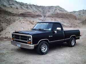 Looking for 80's dodge truck 2wd