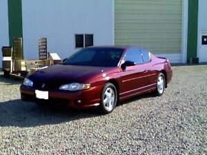 2000 Monte Carlo SS - Moving Must Sell