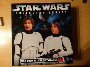 Star Wars - Collectors Series - Luke and Han Stormtrooper High Wycombe Kalamunda Area Preview